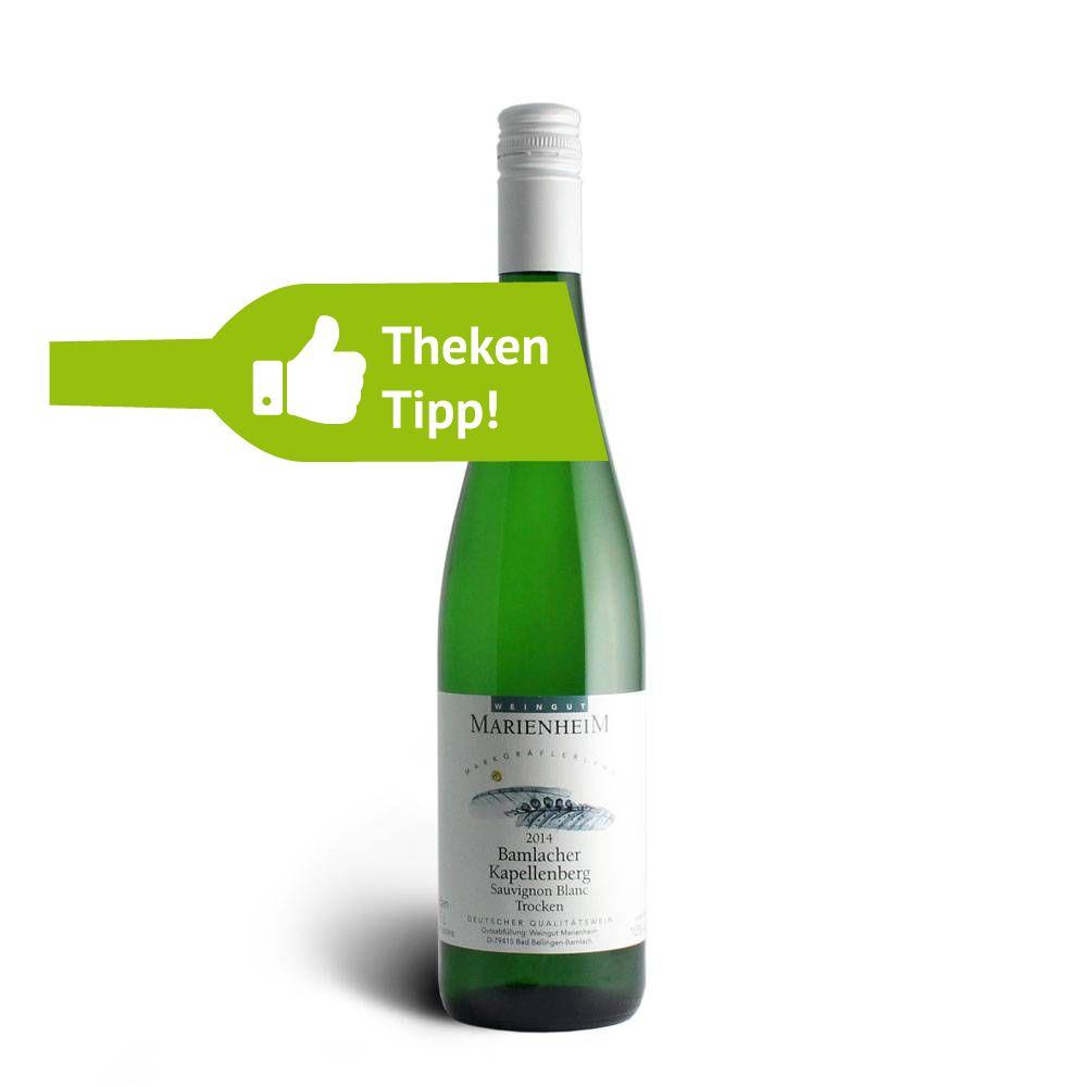 Weingut Marienheim Sauvignon Blanc trocken 2014 QbA - Weingut Marienheim
