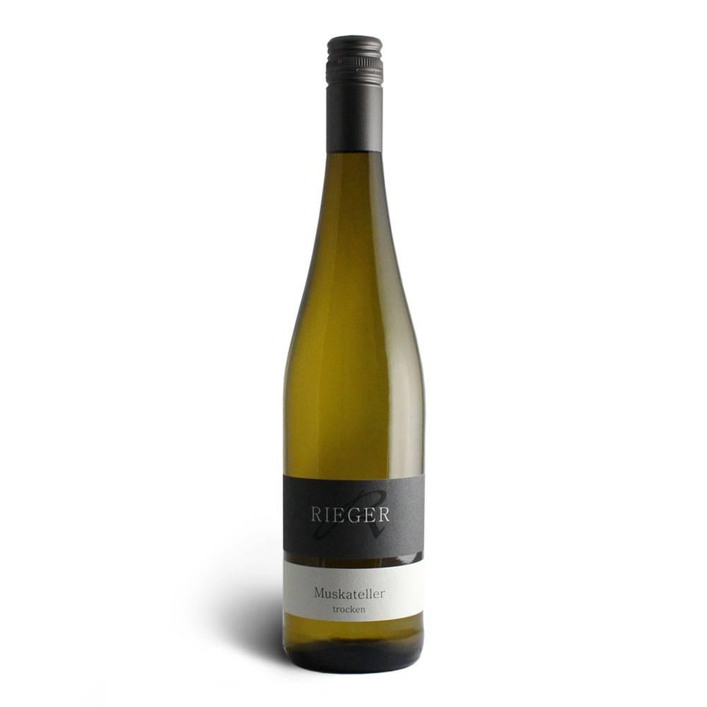 Weingut Rieger Muskateller 2016 trocken - Weingut Rieger