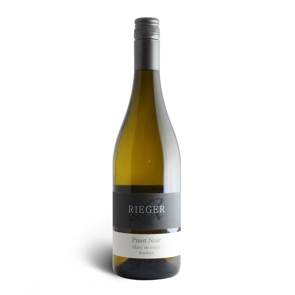 Weingut Rieger Pinot Noir Blanc de Noirs 2015– Weingut Rieger