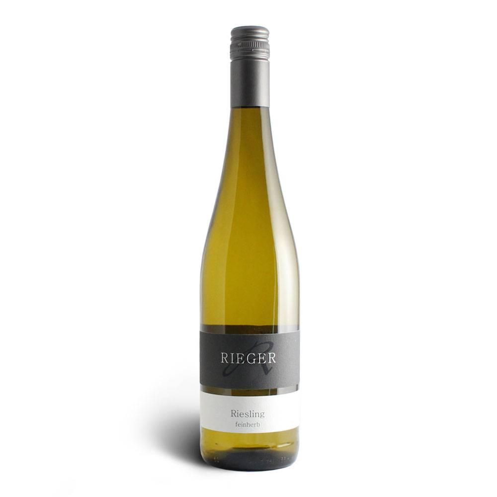 Weingut Rieger Riesling feinherb – Weingut Rieger