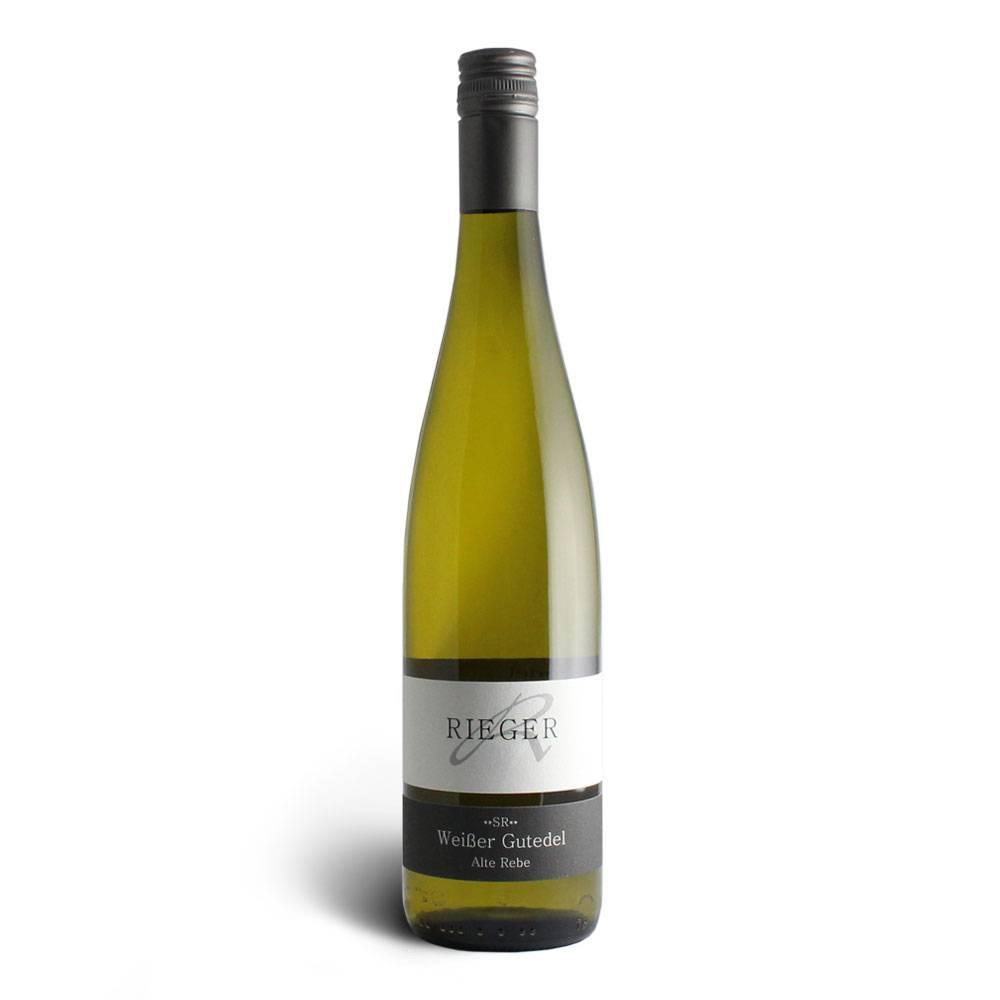 Weingut Rieger Gutedel **SR** Alte Rebe -trocken 2014 - Weingut Rieger