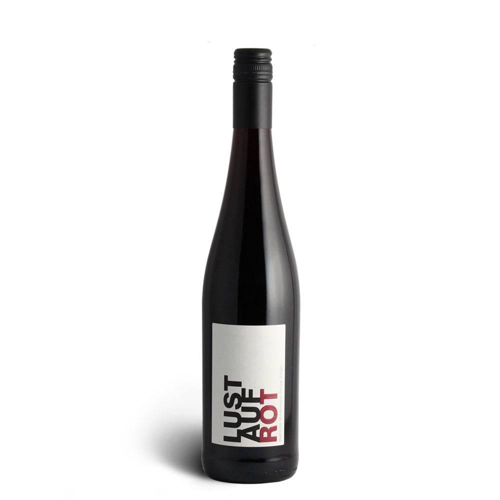 Weingut Rieger LUST AUF ROT Rotweincuvee – Weingut Rieger (Regent, Spätburgunder)