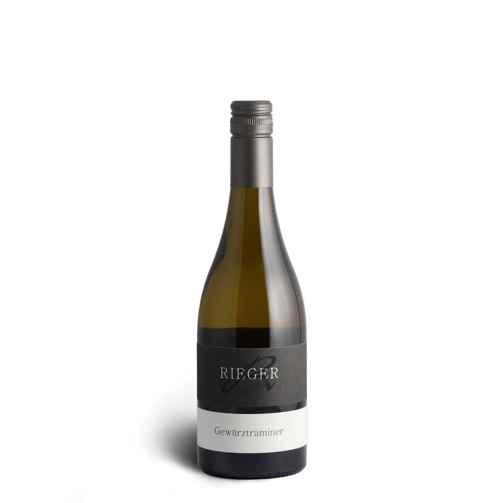 Weingut Rieger Gewürztraminer lieblich – Weingut Rieger