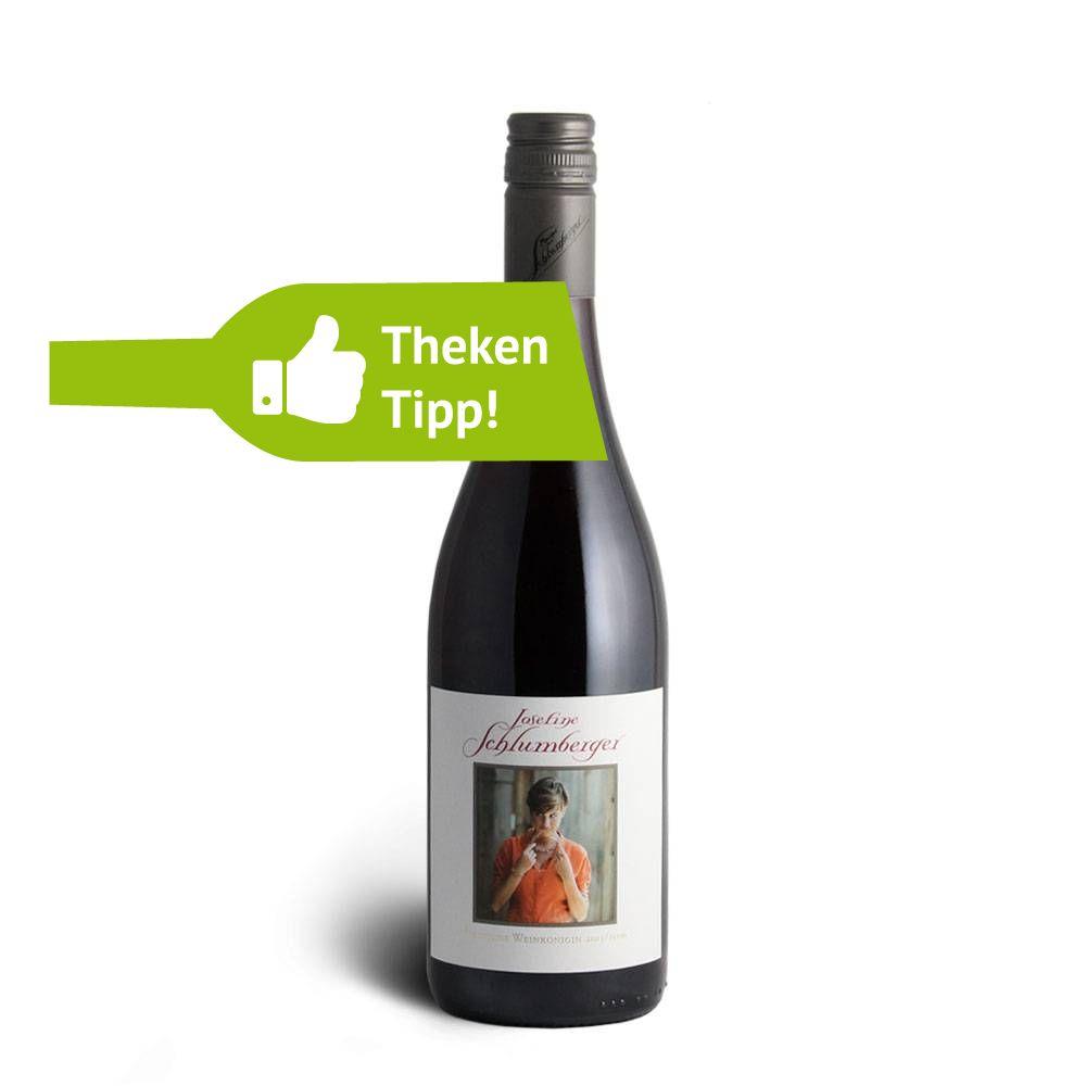 Weingut Rainer Schlumberger Königinnen-Edition Spätburgunder 2014er Rotwein trocken, im Holzfass gereift - Weingut Rainer Schlumberger