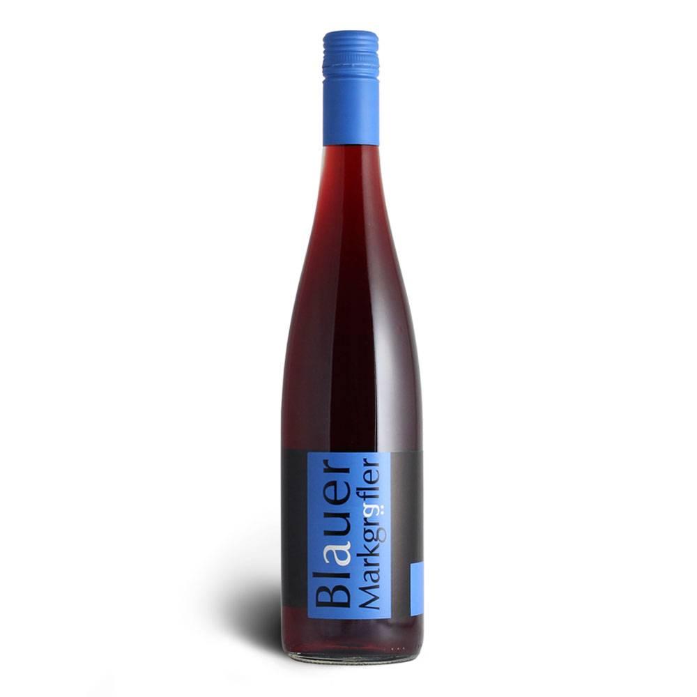 Wein kaufen online: Blauer Markgräfler - Weingut Rainer Schlumberger ...
