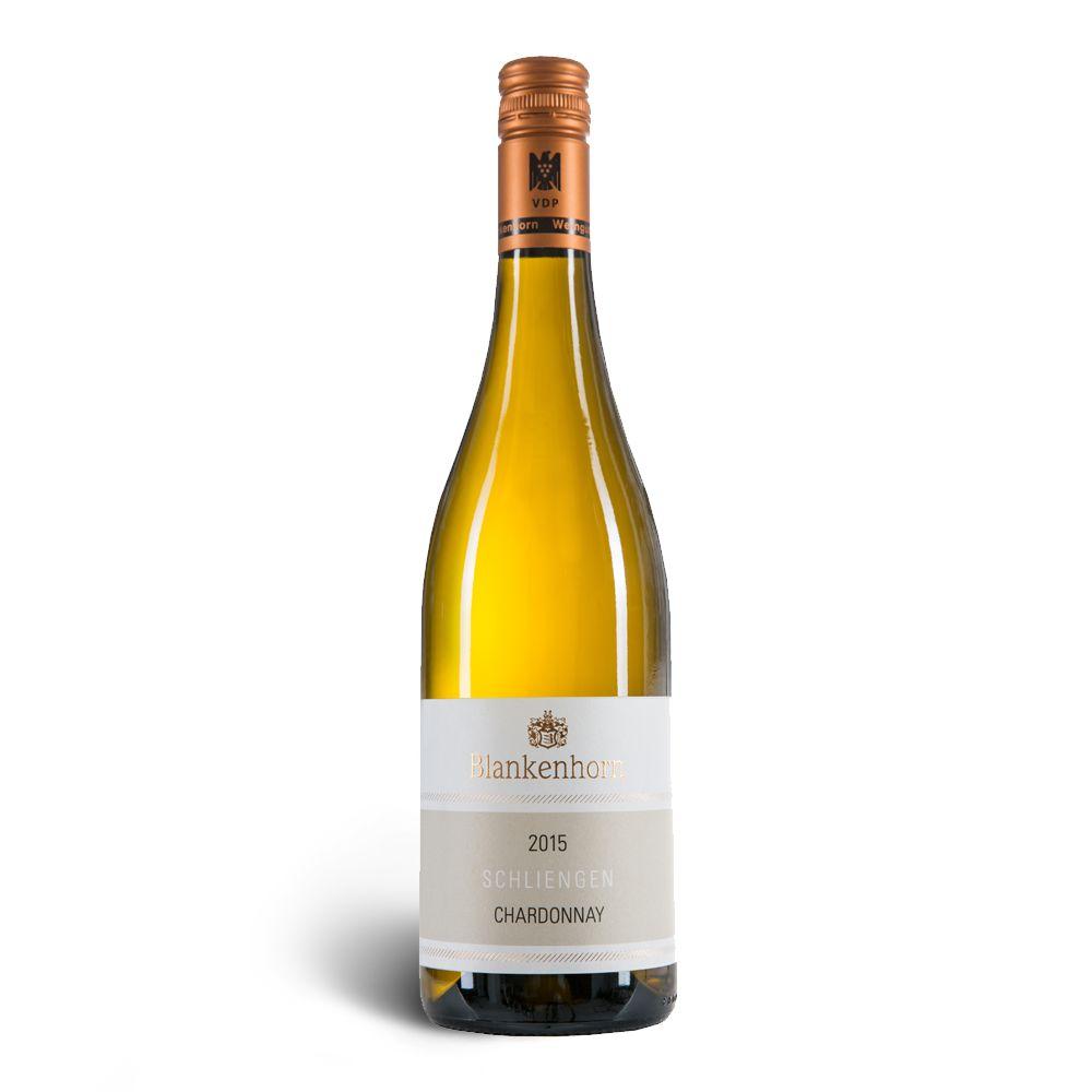 Weingut Blankenhorn VDP 20% Rabatt: Chardonnay VDP.Ortswein trocken 2015  – Weingut Blankenhorn