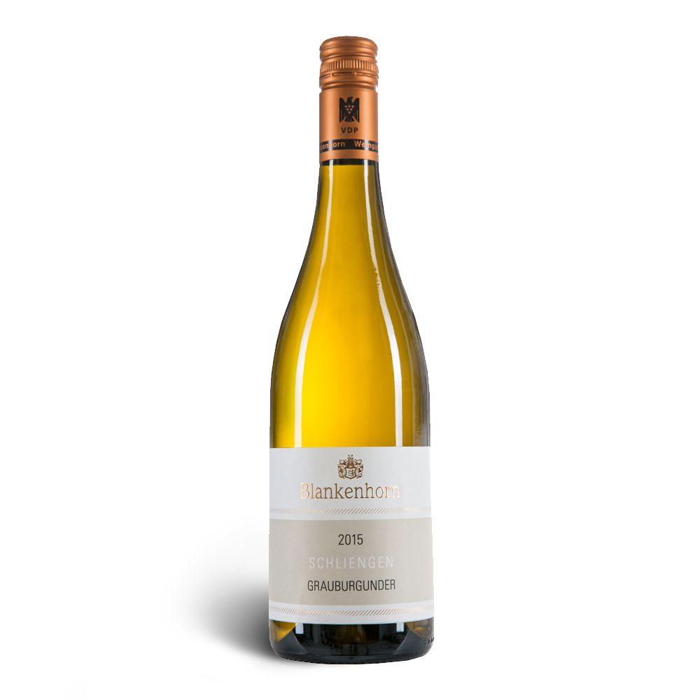 Weingut Blankenhorn VDP 20% Rabatt: Grauburgunder VDP.Ortswein trocken 2015 – Weingut Blankenhorn