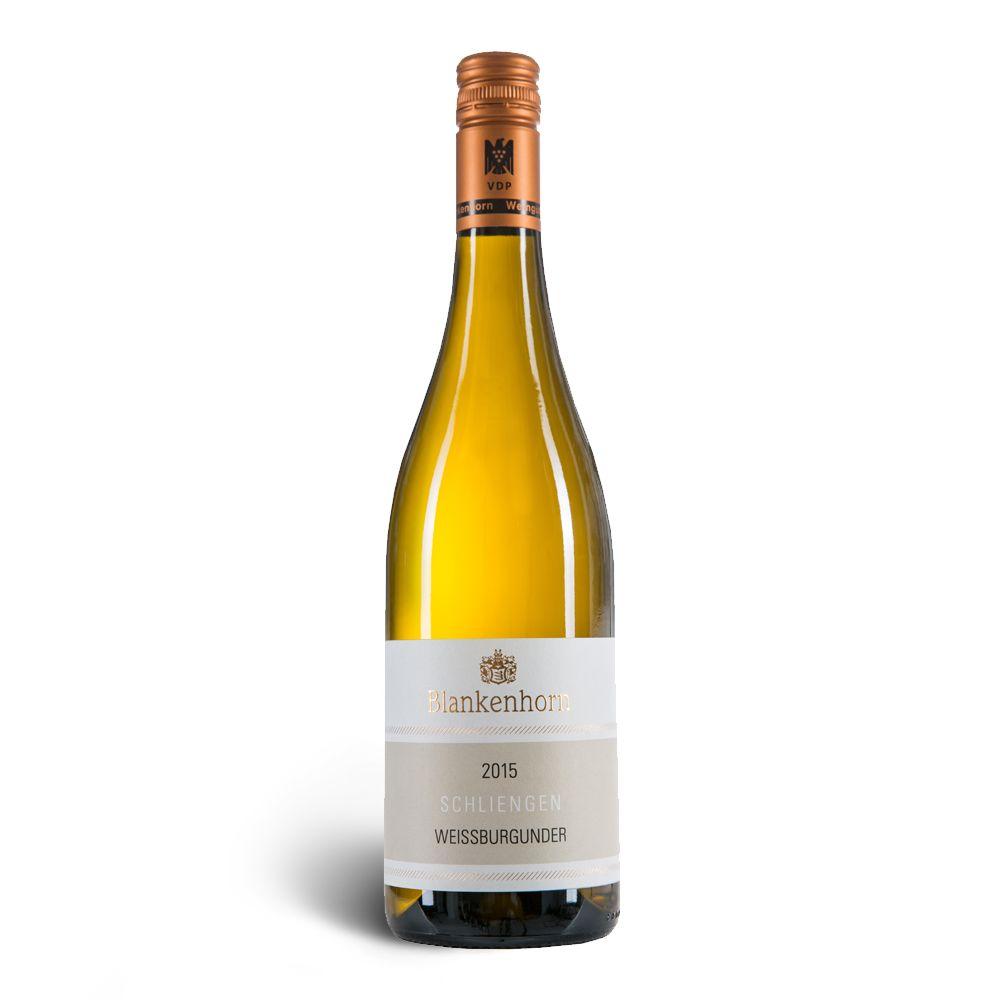 Weingut Blankenhorn VDP 20% Rabatt: Weissburgunder VDP.Ortswein trocken 2015 – Weingut Blankenhorn