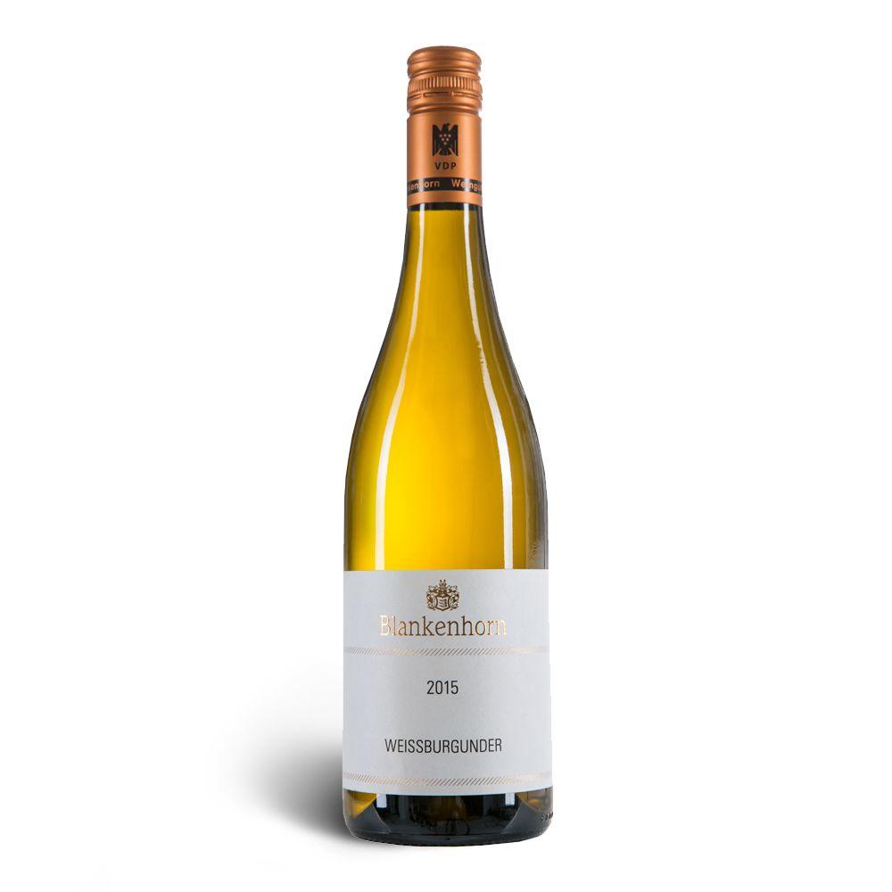 Weingut Blankenhorn VDP 20% Rabatt: Weissburgunder VDP.Gutswein trocken 2015 – Weingut Blankenhorn