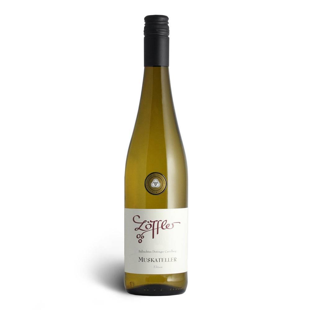 Weingut Löffler Muskateller Qualitätswein lieblich 2015 - Weingut Löffler