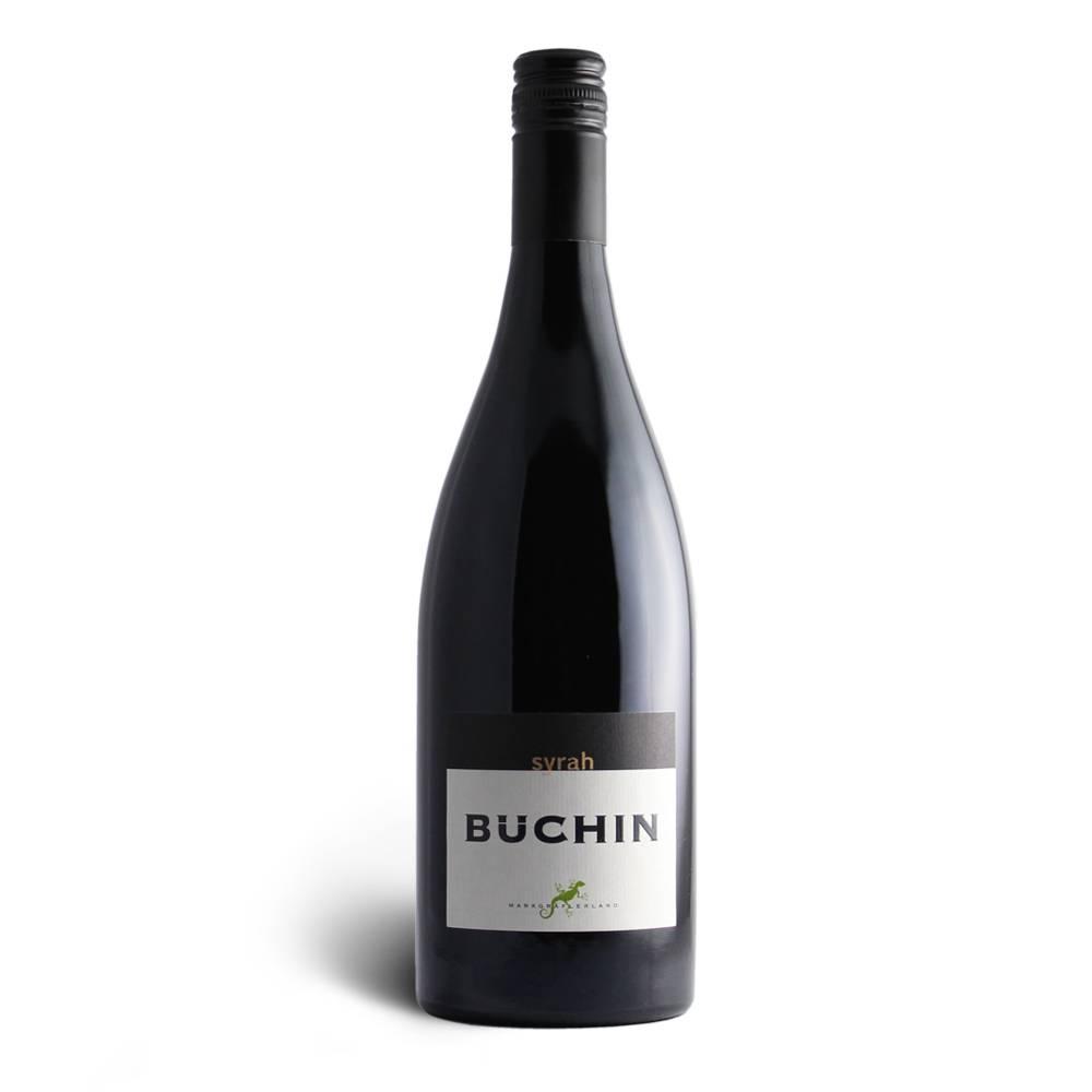 Weingut Büchin Syrah 2013 Gold,12 Monate Barrique, trocken - Weinhaus Büchin