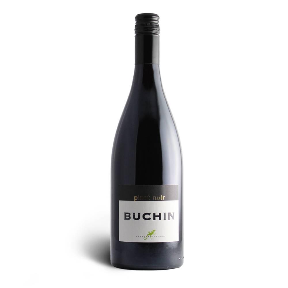 Weingut Büchin Pinot Noir 2013, Gold, 12 Monate Barrique, trocken - Weinhaus Büchin