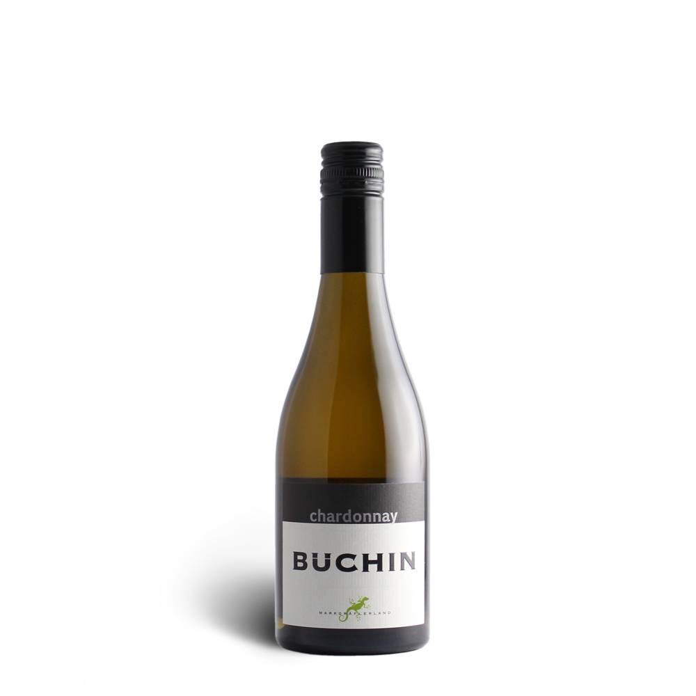 Weingut Büchin Chardonnay 2013, Barrique lieblich 0,375l - Weinhaus Büchin
