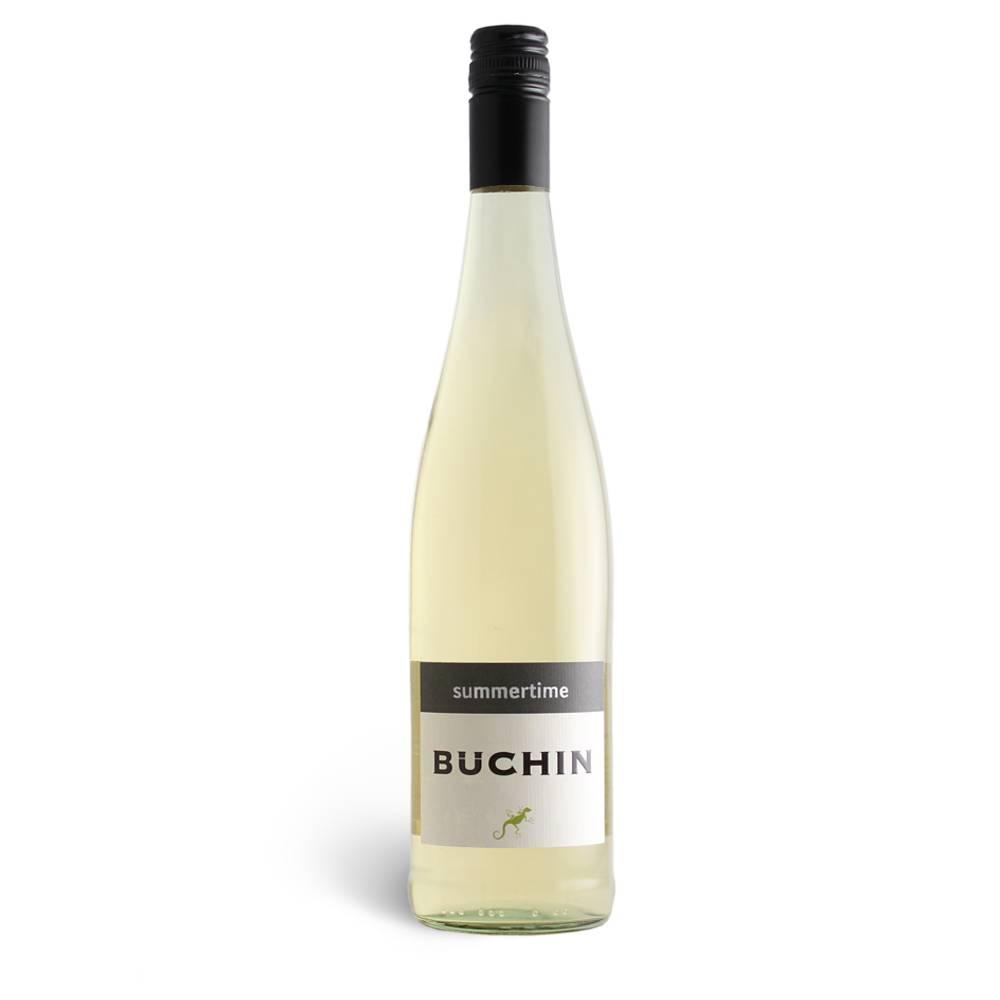Weingut Büchin Summertime - Weißer Perlwein - Weinhaus Büchin  LEIDER AUSGETRUNKEN