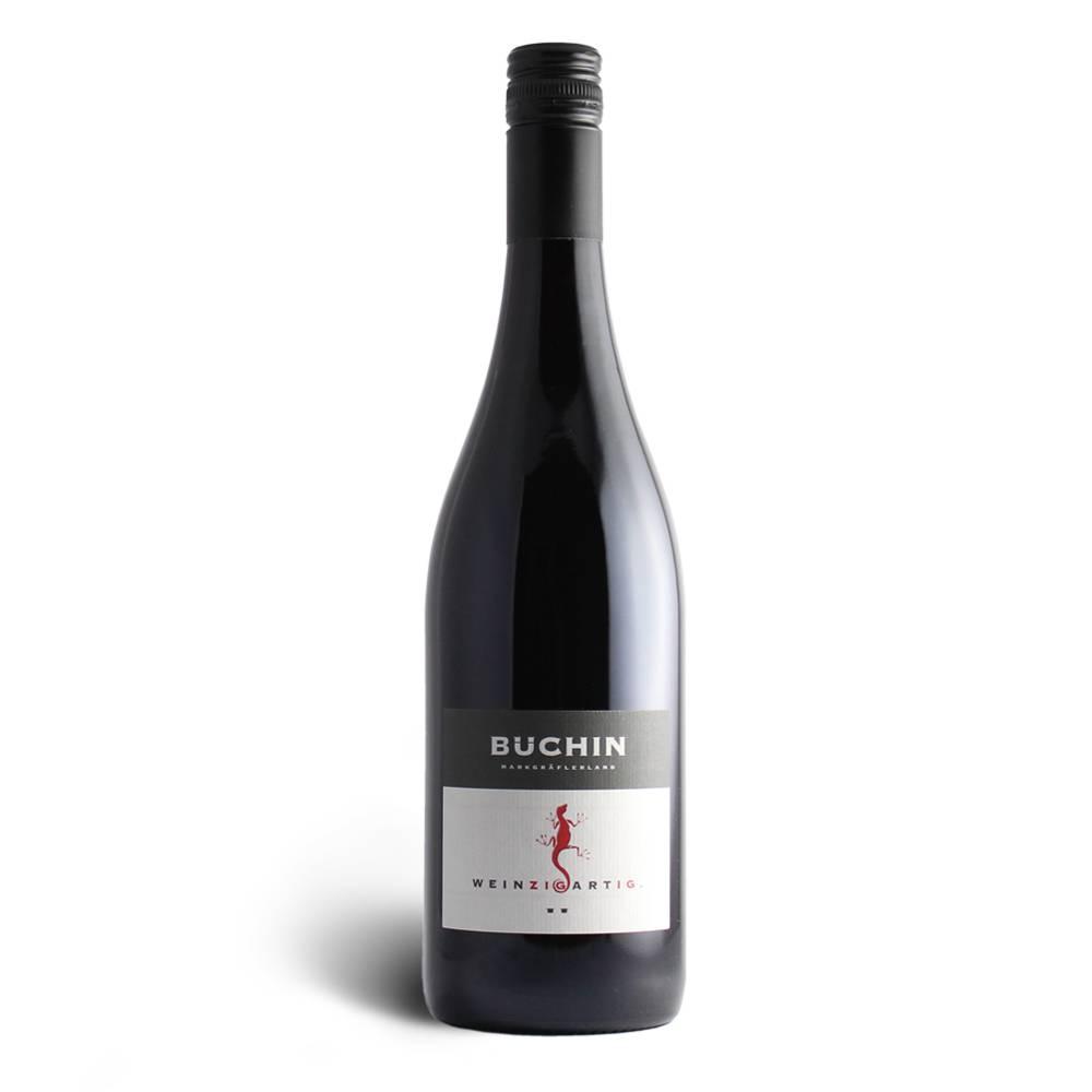 Weingut Büchin WeinzigArtig - Rotwein Cuvée - Weinhaus Büchin