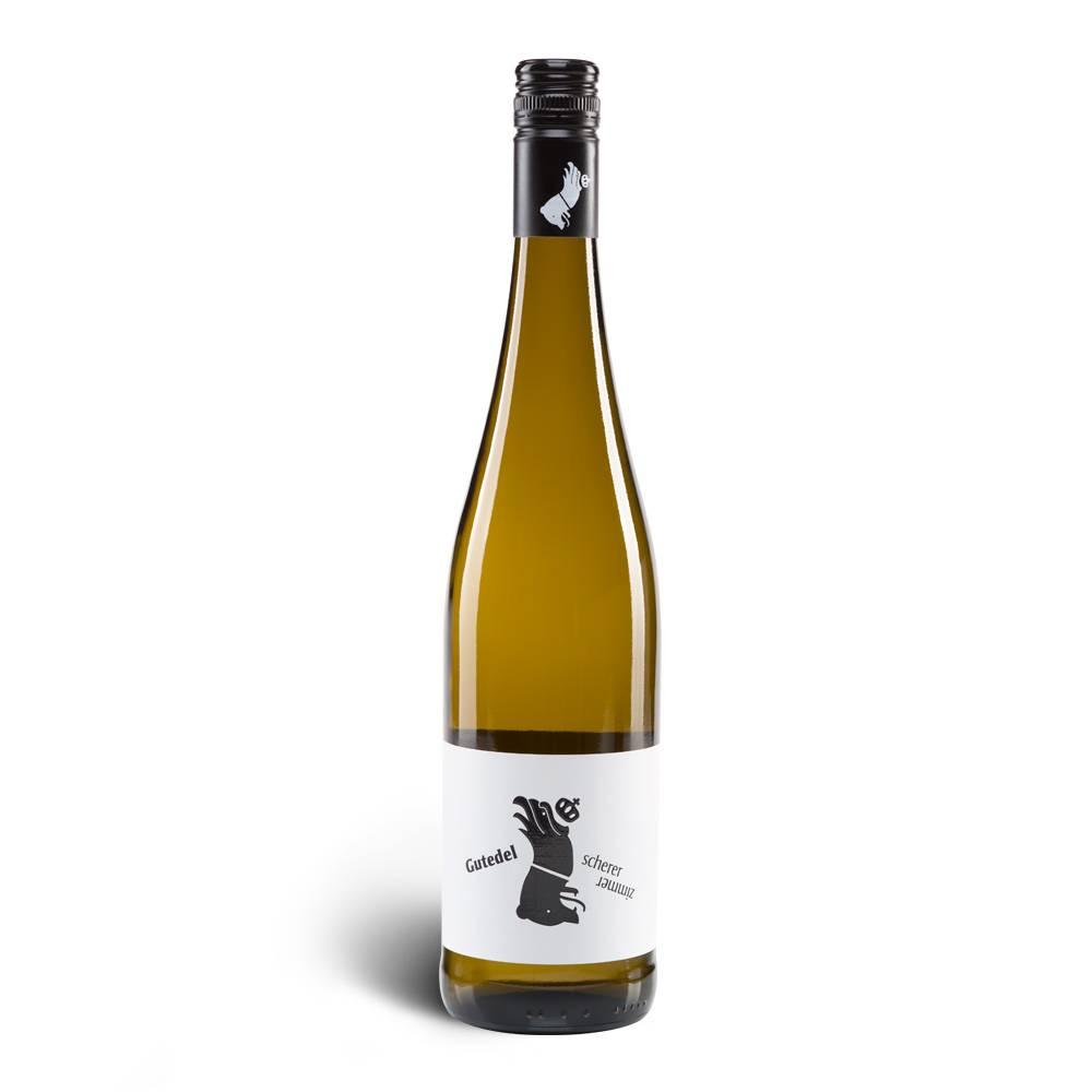 Weingut Scherer Gutedel trocken 2016  - Vegan – Weingut Scherer Markgräflerland