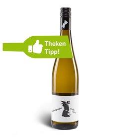Weingut Scherer Grauburgunder trocken 2015 THEKEN-TIPP!!!