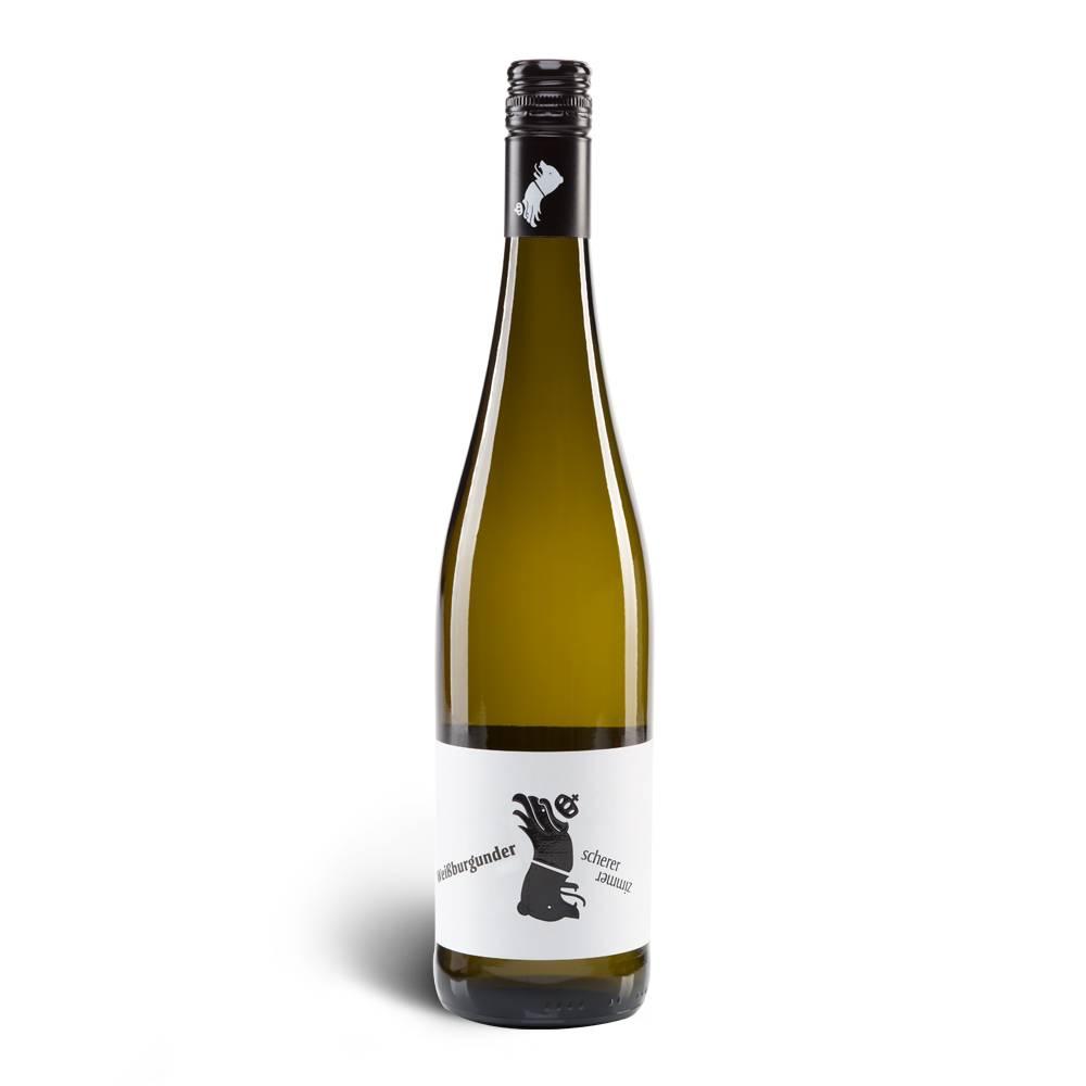 Weingut Scherer Weißburgunder trocken 2015 - Vegan – Weingut Scherer Markgräflerland