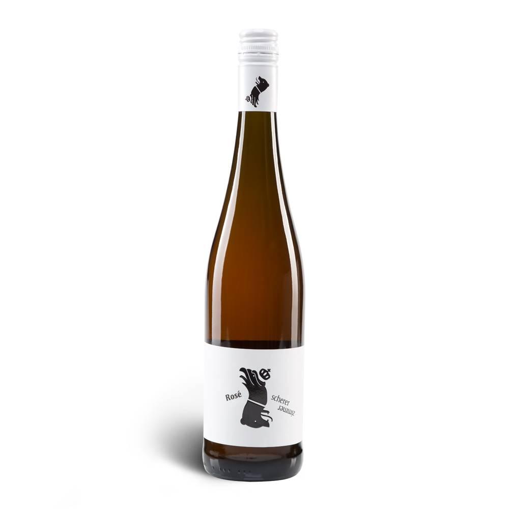 Weingut Scherer Spätburgunder Rosé trocken 2014er – Weingut Scherer Markgräflerland
