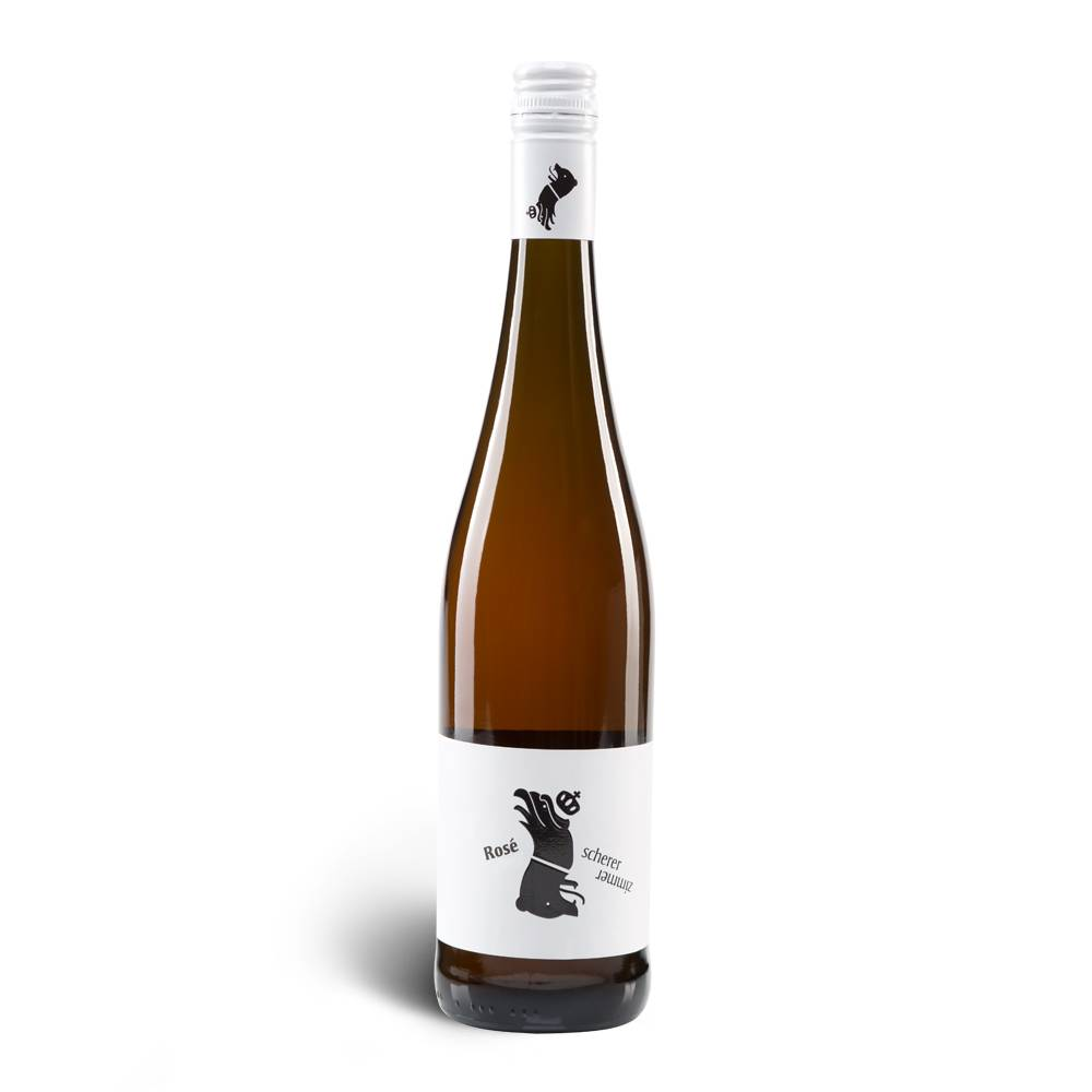 Weingut Scherer Spätburgunder Rosé trocken Vegan 2014er – Weingut Scherer Markgräflerland