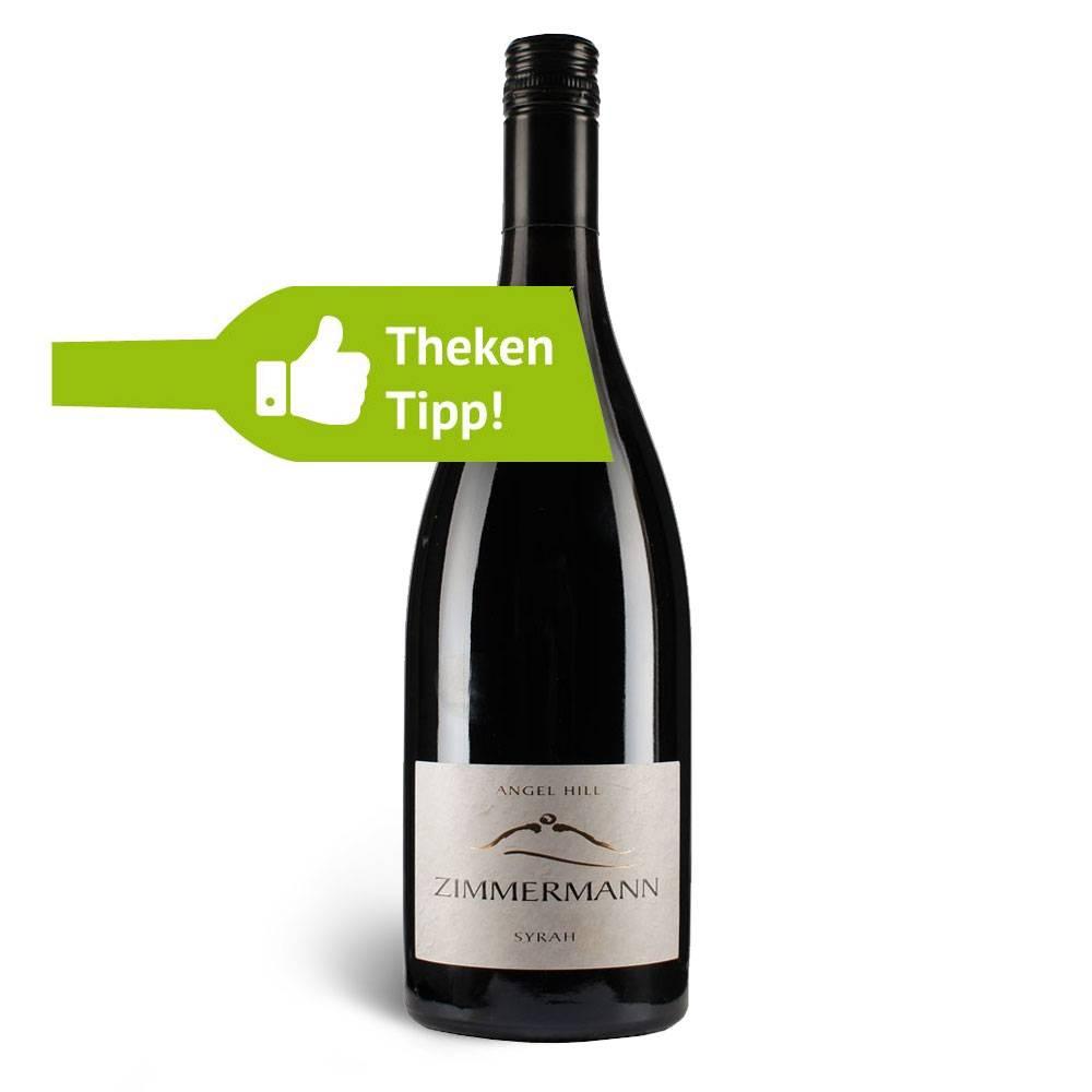 Wein kaufen Online: Merlot Angel Hill vom Weingut Zimmermann ...