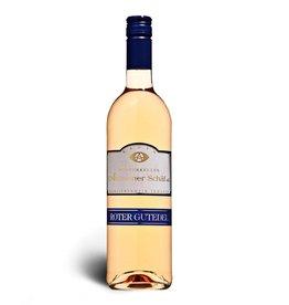 Winzerkeller Auggener Schäf Roter Gutedel Qualitätswein trocken, Maischegärung