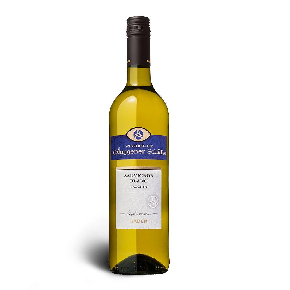 Winzerkeller Auggener Schäf Sauvignon Blanc, Qualitätswein trocken 2016 - Winzerkeller Auggener Schäf
