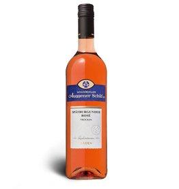 Winzerkeller Auggener Schäf Rosé, Qualitätswein trocken
