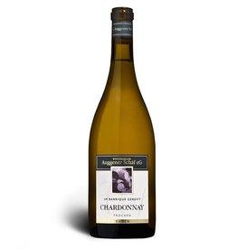 Winzerkeller Auggener Schäf Chardonnay, Spätlese trocken, Barrique