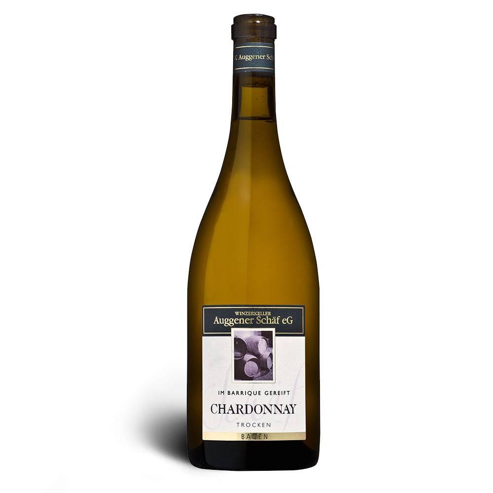 Winzerkeller Auggener Schäf Chardonnay, Spätlese trocken, Barrique 2015 - Winzerkeller Auggener Schäf