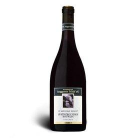 Winzerkeller Auggener Schäf Spätburgunder Rotwein, Qualitätswein trocken, Barrique