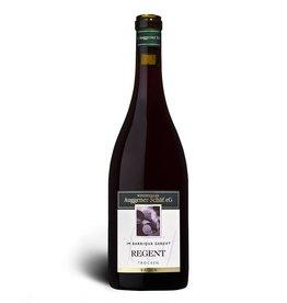 Winzerkeller Auggener Schäf Regent Rotwein, Qualitätswein trocken, Barrique