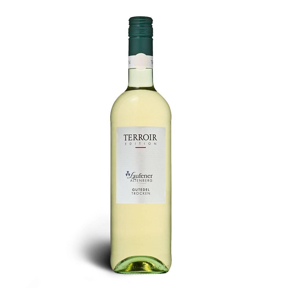 Winzerkeller Laufener Altenberg EDITION »Terroir« Gutedel, Qualitätswein, trocken 2017 - Winzerkeller Laufener Altenberg