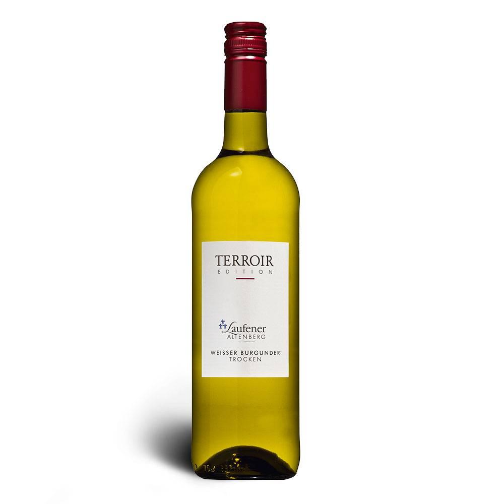 Winzerkeller Laufener Altenberg EDITION »Terroir« Weißer Burgunder, Qualitätswein, trocken 2017 - Winzerkeller Laufener Altenberg