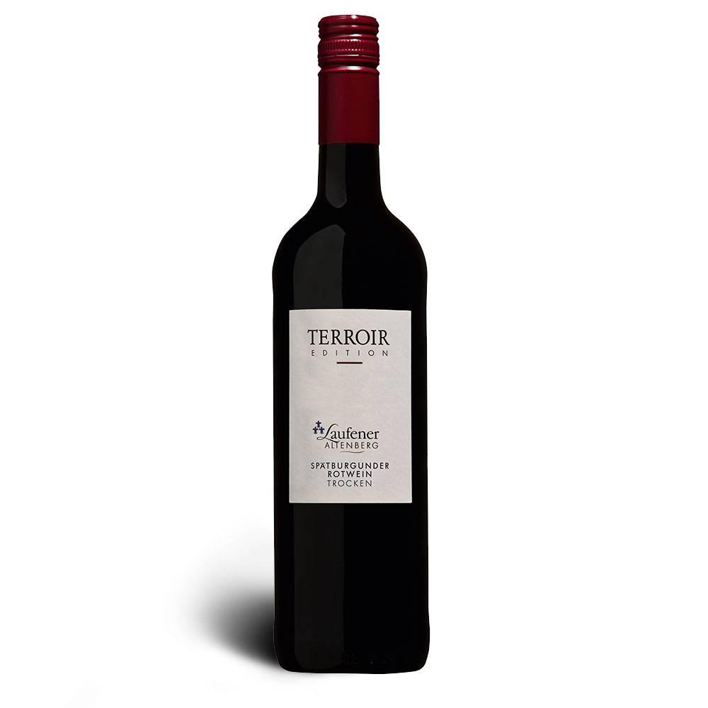 Winzerkeller Laufener Altenberg EDITION »Terroir« Spätburgunder Rotwein, Qualitätswein, trocken 2015 - Winzerkeller Laufener Altenberg