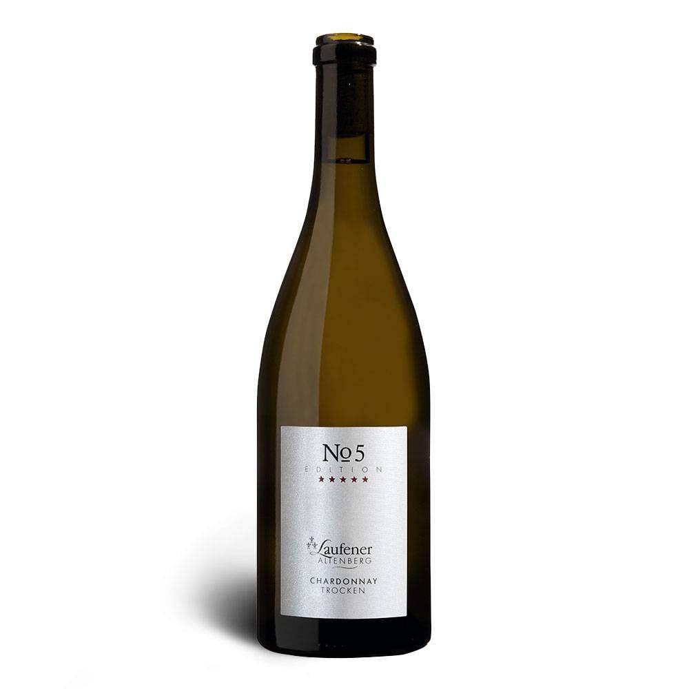 Winzerkeller Laufener Altenberg EDITION »No. 5« Chardonnay, Qualitätswein, trocken 2015 - Winzerkeller Laufener Altenberg
