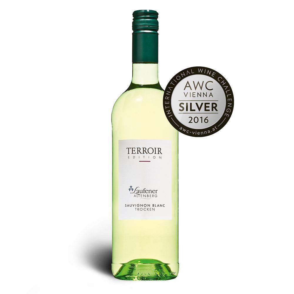 Winzerkeller Laufener Altenberg Sauvignon Blanc EDITION »Terroir« AWC Vienna SILBER 2016, Qualitätswein, trocken 2015 - Winzerkeller Laufener Altenberg