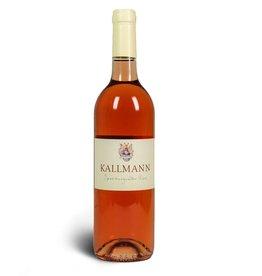 Weinbau Kallmann Spätburgunder Rosé, halbtrocken