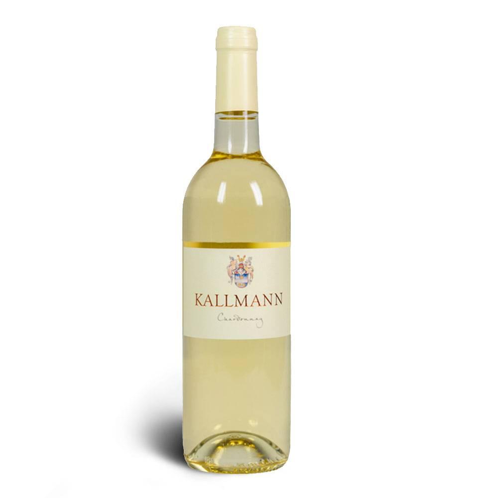 Weinbau Kallmann Chardonnay, halbtrocken