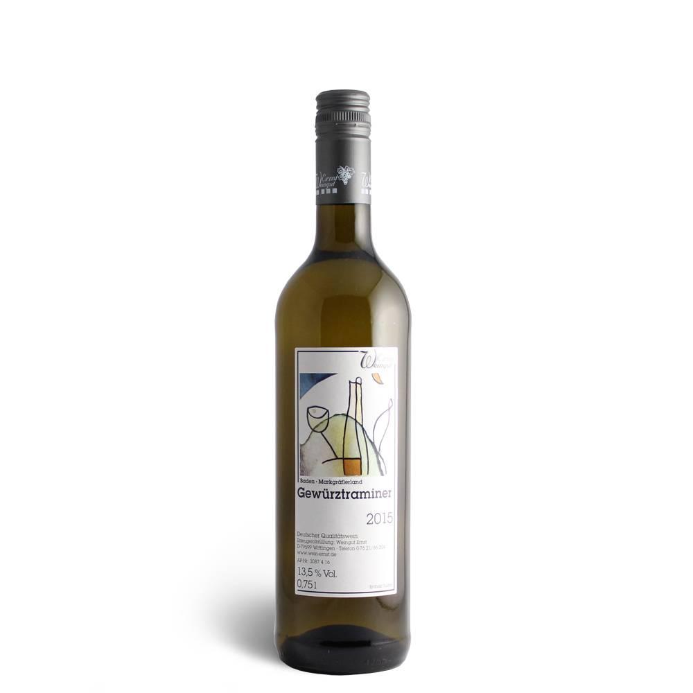 Weingut Ernst Gewürztraminer QbA 2015