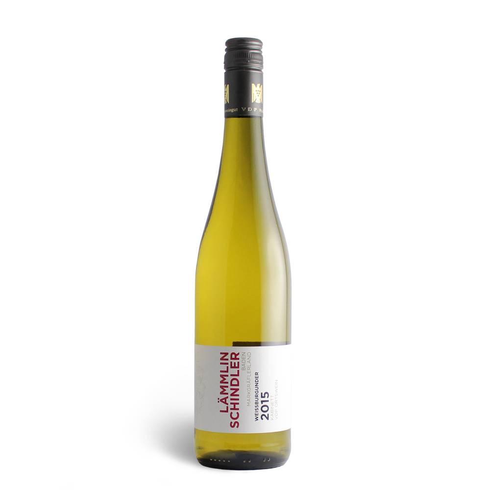 Weingut Lämmlin-Schindler Weißburgunder Kabinett 2015 - Weingut Lämmlin-Schindler