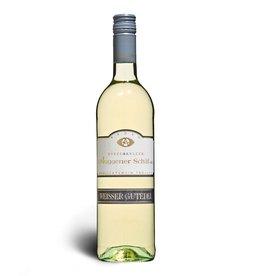 Winzerkeller Auggener Schäf Weißer Gutedel Qualitätswein trocken, Kaltgärung 2016