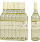 Weinbau Kallmann Gutedel, halbtrocken 2015 6 + 1 (gratis) x 0,75 Liter ODER 1 x 0,75 Liter