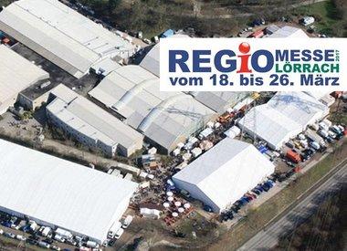 34. REGIO MESSE 2017 in Lörrach