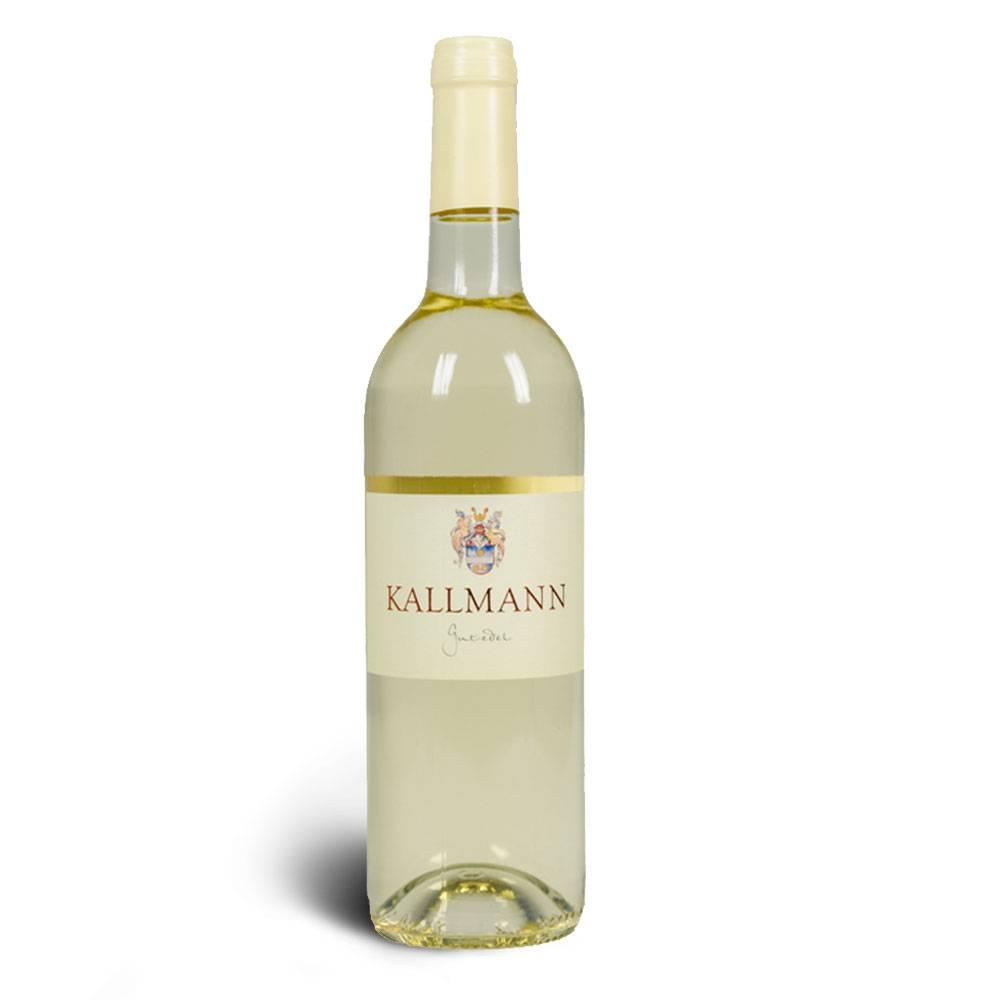 Weinbau Kallmann Gutedel 2017, Weingut Kallmann Markgräflerland