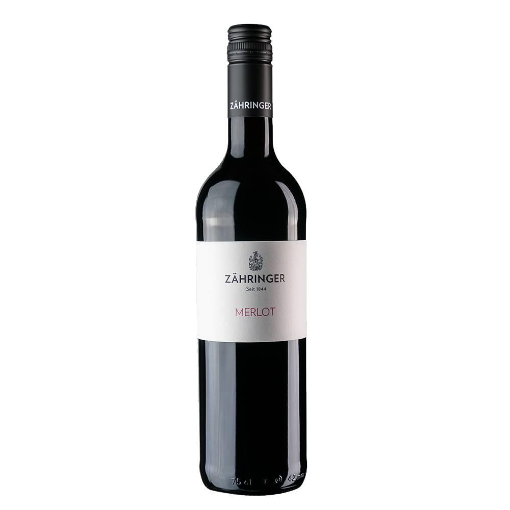 Weingut Zähringer Merlot trocken, 2015 QbA - Weingut Zähringer