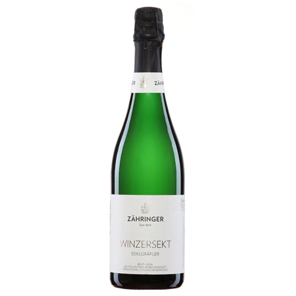 Weingut Zähringer Edelgräfler Winzersekt Brut 2014  - Weingut Zähringer