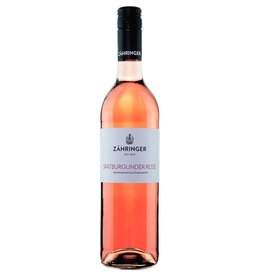 Weingut Zähringer Spätburgunder Rosé trocken 2015 Qba