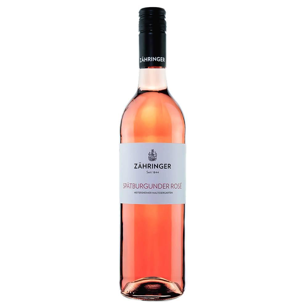 Weingut Zähringer Spätburgunder Rosé trocken 2015 Qba - Weingut Zähringer