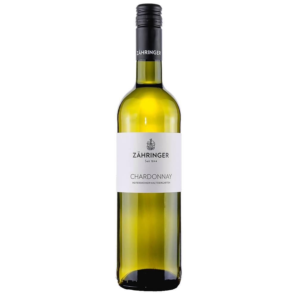 Weingut Zähringer Chardonnay trocken 2016 QbA - Weingut Zähringer